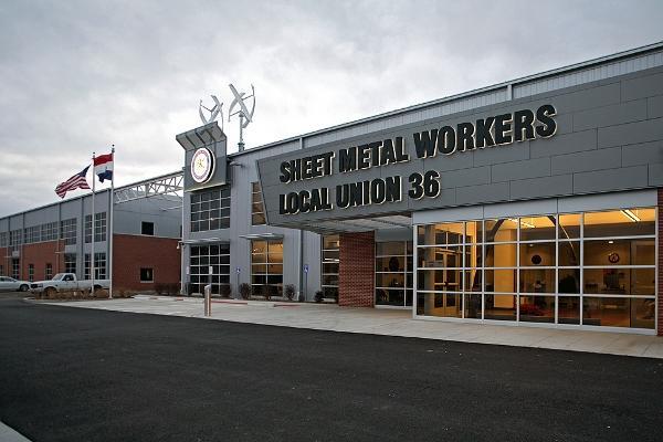 Smart Sheet Metal Local 36