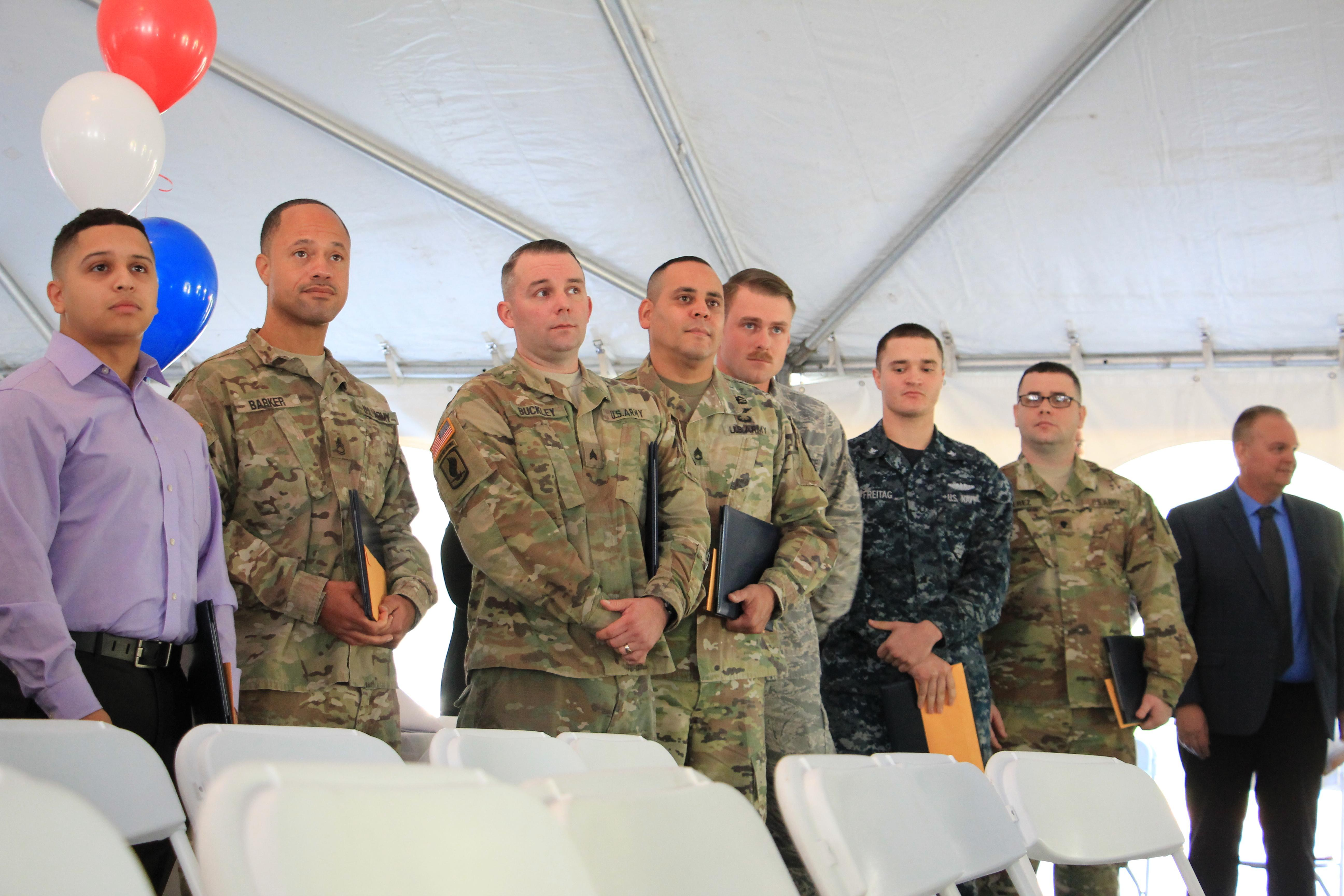 Veterans Graduate From Smart Heroes Program Smart